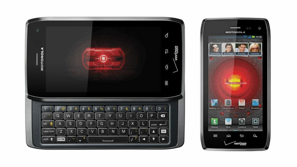 Motorola Droid 4 (2012)