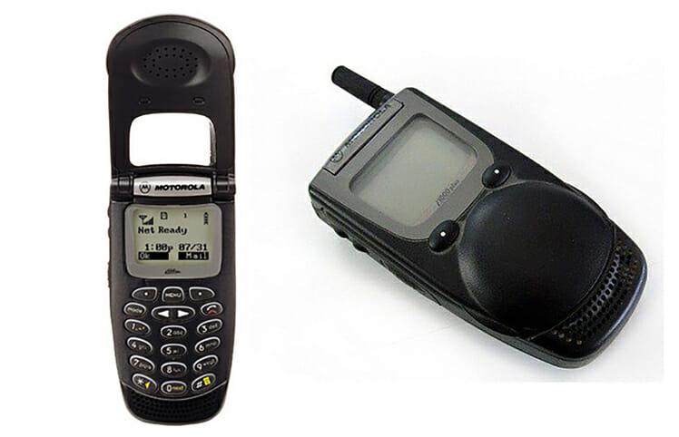 Motorola I1000plus (1998)
