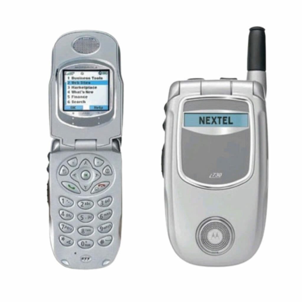 Motorola I730 (2003)