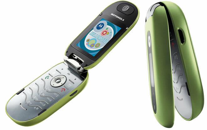 Motorola PEBL (2005)