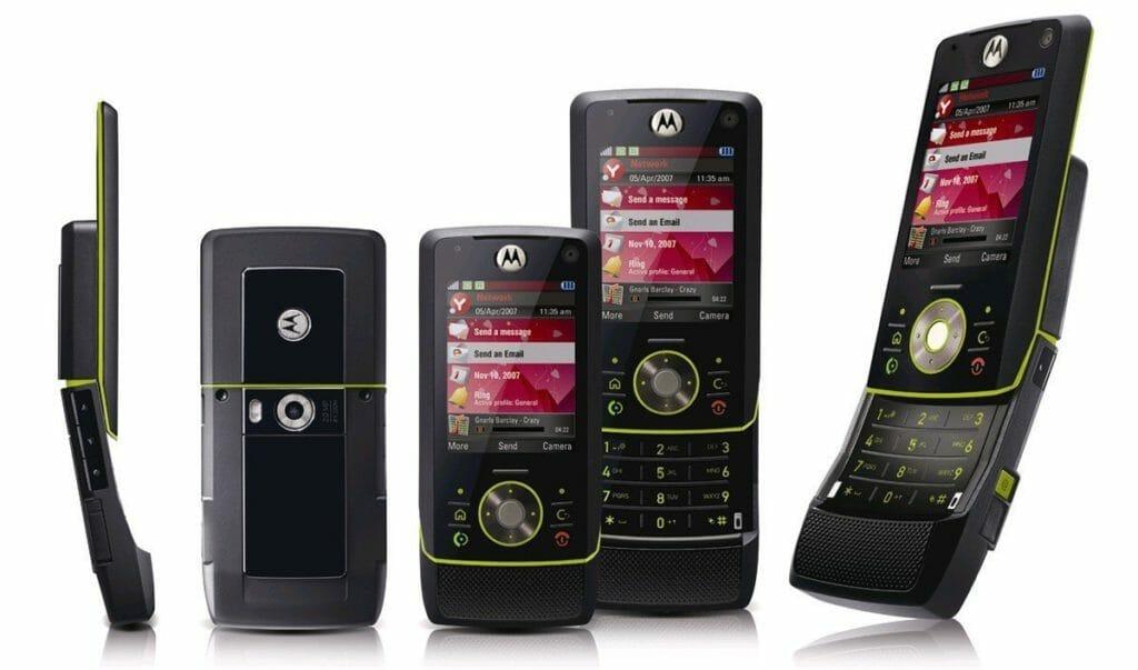 Motorola Rizr Z8 (2007)