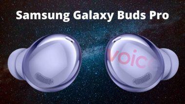 Samsung Galaxy Buds Pro
