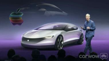 Apple Car - електрическият автомобил на Apple се очаква през септември 2021г. доста по-рано от предвиденото по график.