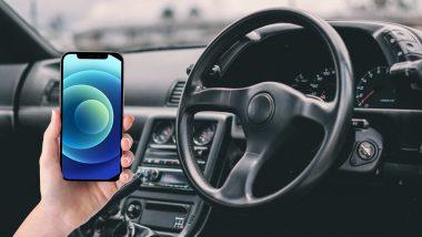 iPhone-12-губи-сигнал-при-шофиране