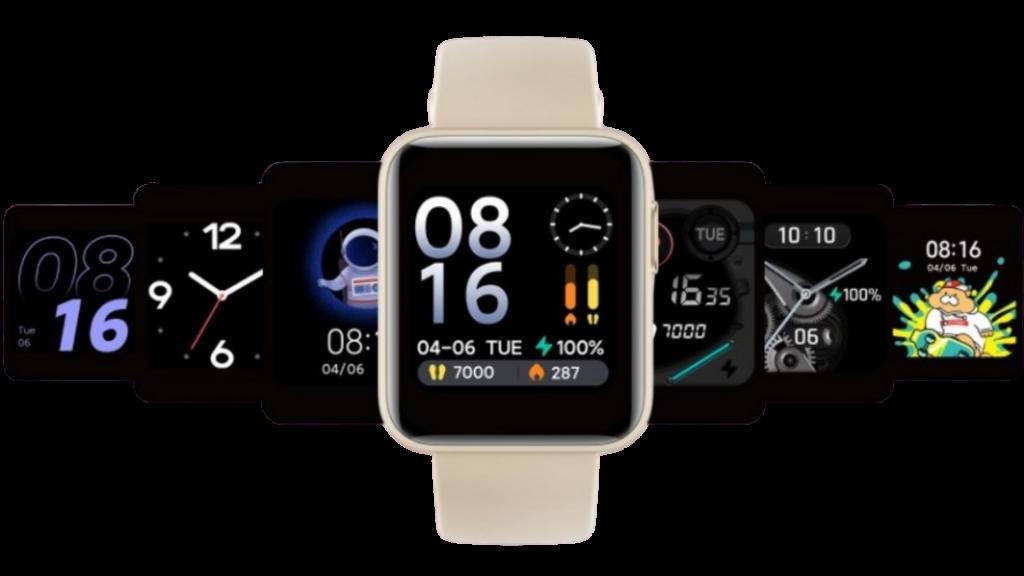 Xiaomi Mi Watch Lite циферблати