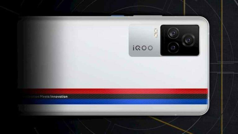 IQOO7 на Vivo със SnapDragon 888