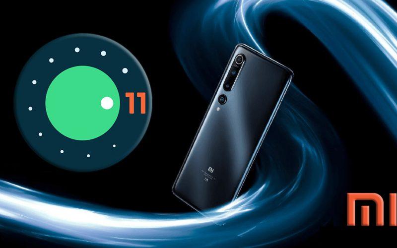 xiaomi-mi-10 получава Android 11