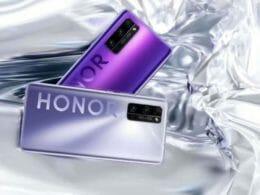 Honor-Qualcomm-Snapdragon-5G-телефон