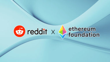 Reddit announces partnership with the Ethereum Foundation