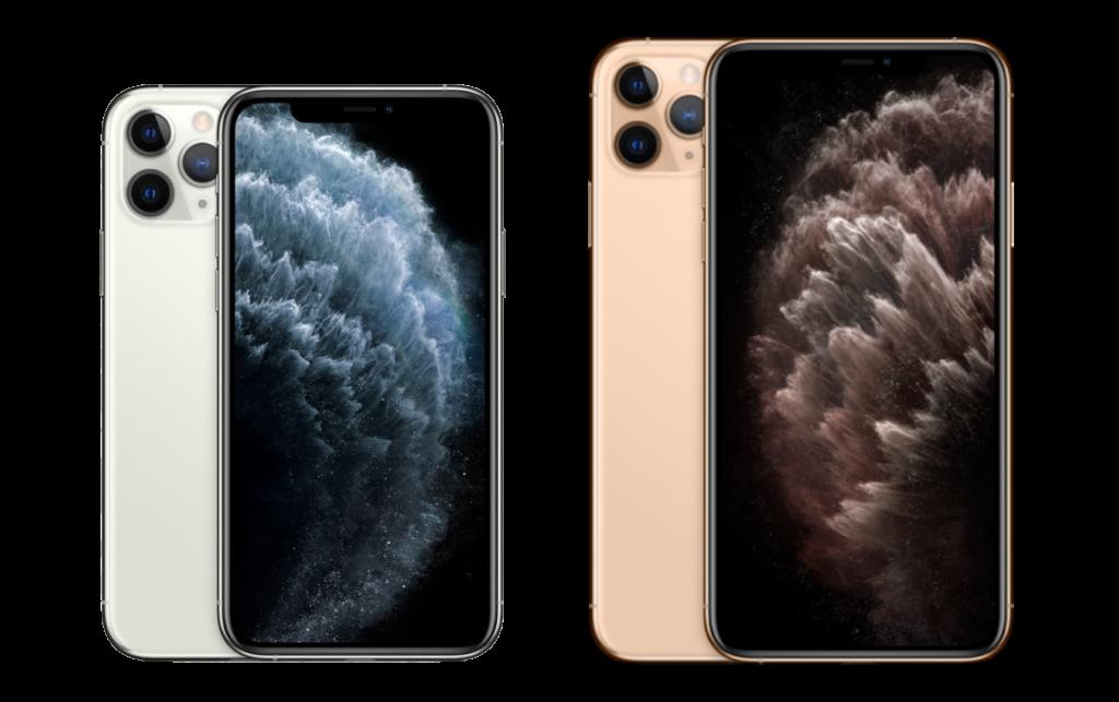 iPhone 11 Pro & 11 Pro Max (2019)