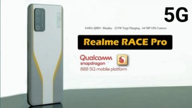 Realme Race Pro