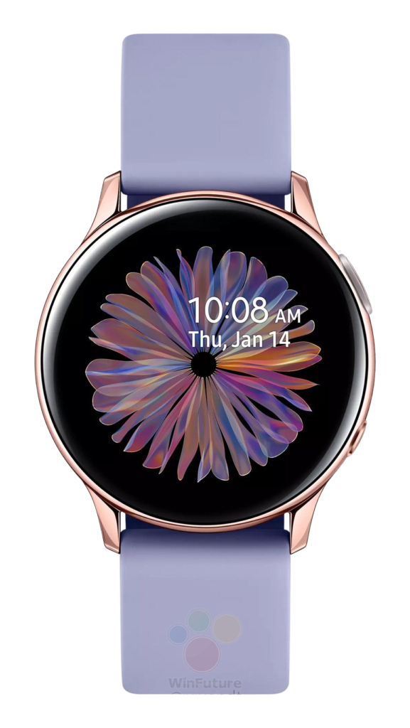 Galaxy Watch Violet 2 - Phantom Violet