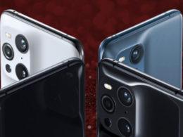 Oppo Find X3 Pro с камера под екана