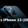 no iphone 13 (2021)