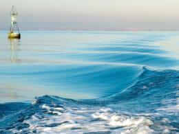 Остров Света Анастасия - мобилна фотография на Росен Илиев, заснета с Motorola One Zoom.