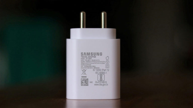 samsung 25W-adapter