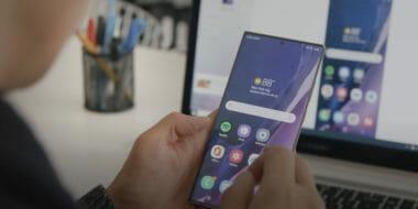 Samsung - Your Phone Companion - Link to Windows