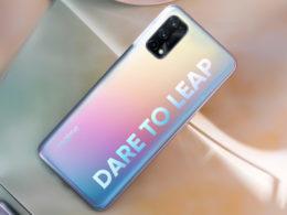 Realme X7 Pro с прозрачен гръб