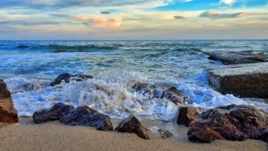 Черно море през зимата