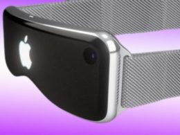 Apple VR Glasses