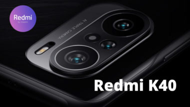 Redmi K40 и Redmi K40 Pro