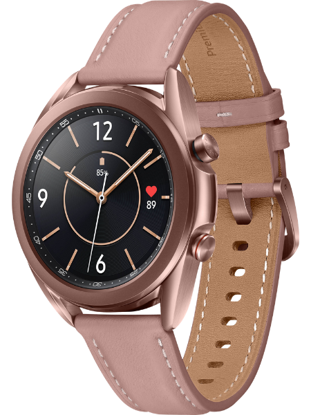 Часовник smartwatch Samsung Galaxy Watch 3, 41 мм, Gold - цена - купи