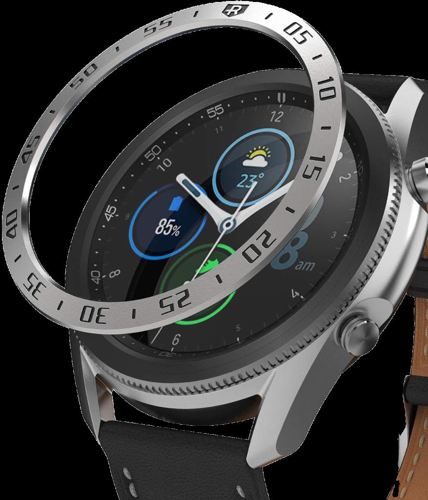 Galaxy Watch 3 - физически въртящщ се безел