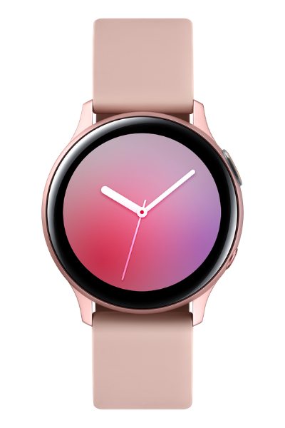 Часовник Smartwatch Samsung Galaxy Watch Active 2, 40 mm, Wi-Fi, Aluminum – Pink Gold - цена - купи