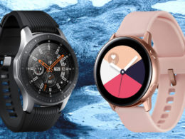 galaxy Watch Watch active tizen 5.5