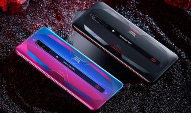Nubia Red Magic 6 и Red Magic 6 Pro