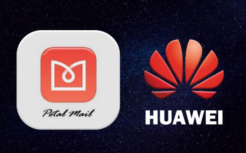 Huawei-petal-mail