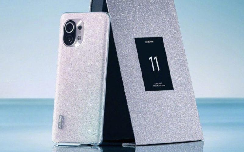 Xiaomi Mi11 Star Diamond Gift Box Edition