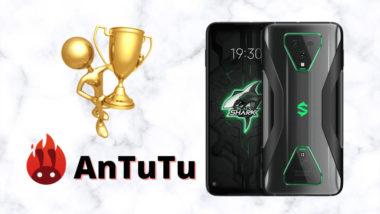 Най-производителните телефони - antutu март 2021