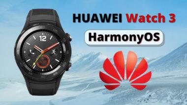 HUAWEI Watch 3 с HarmonyOS