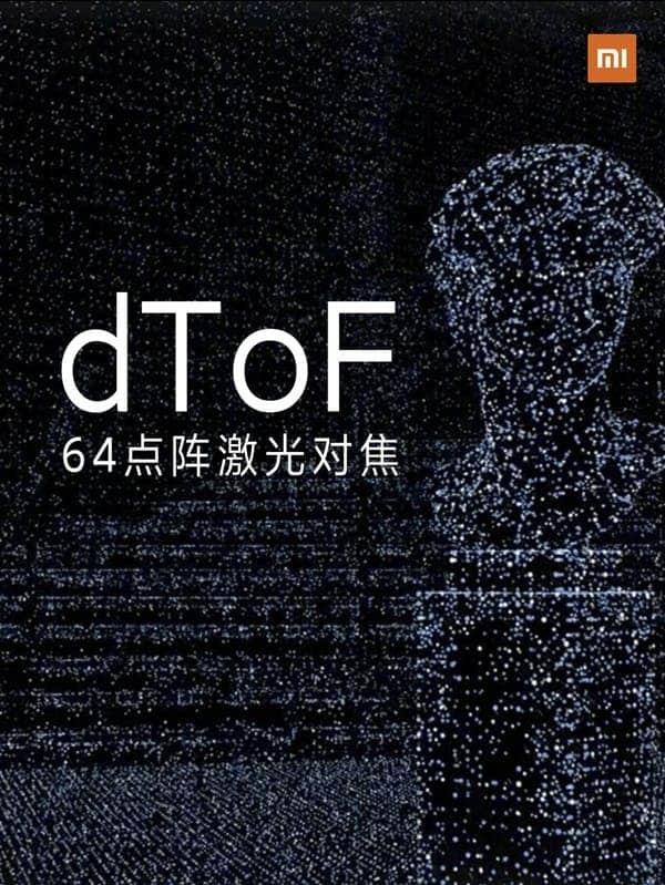 Xiaomi Mi 11 Ultra-ToF