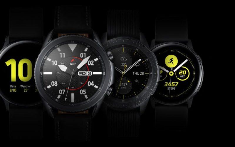 смарт часовници на Samsung и Google с Wear OS