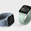 Apple Watch Series 7 с нов дизайн и цветове (ментово)