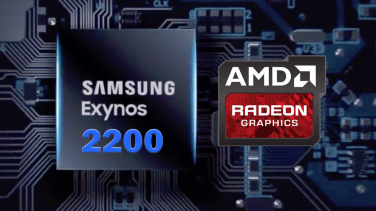Exynos-2200-chip-with-AMD-graphics