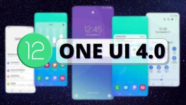 Кои телефони на Samsung ще получат актуализация до Android 12 и версия на потребителския интерфейс One UI 4.0?