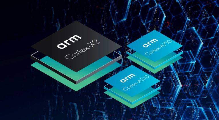 Arm обявиха Cortex-X2, Cortex-A710, Cortex-A510 и Mali-G710