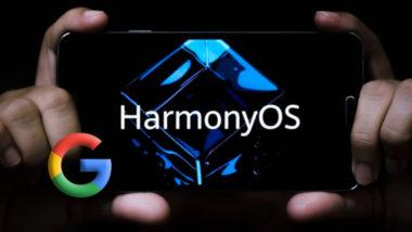 harmony os поддържа google