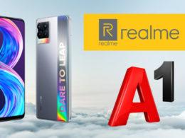 Realme 8 и Realme 8 Pro от А1