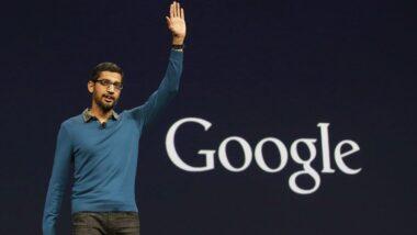 Топ мениджърите на Google са недоволни от ръководството на Сундар Пичай