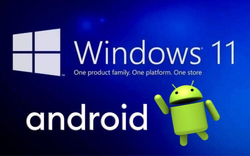 Windows 11 поддържа приложения за Android