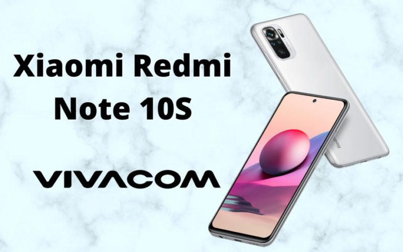Xiaomi Redmi Note 10S виваком