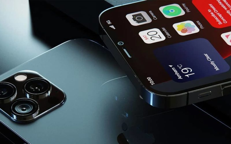 iPhone 13 с 1TB памет