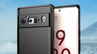 Кейс за Google Pixel 6 Pro потвърждава оформлението на камерите