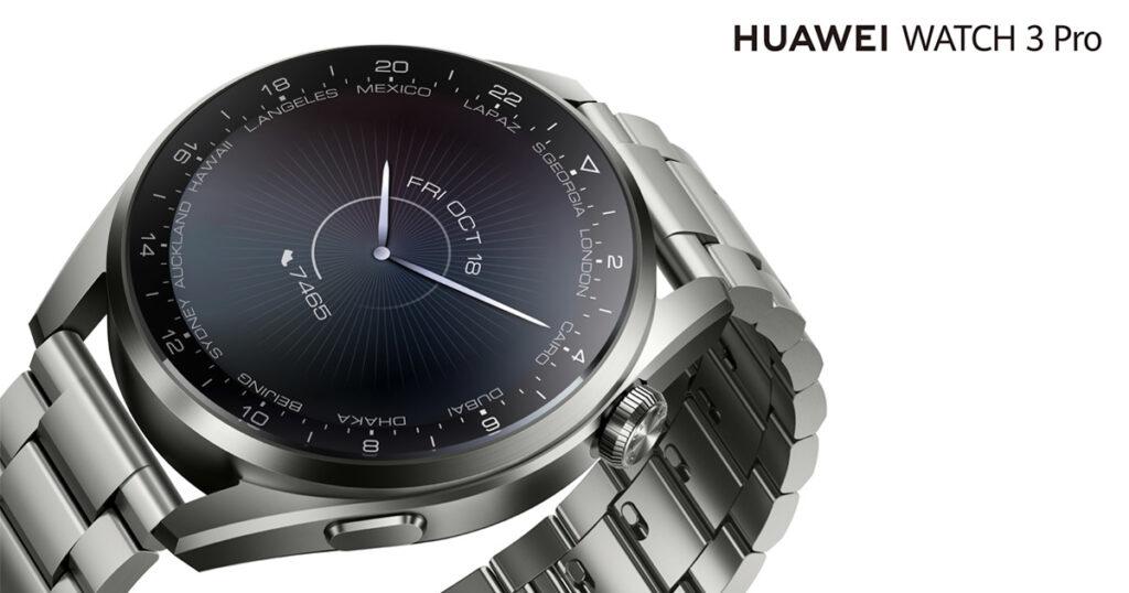 HUAWEI-Watch-3-Pro