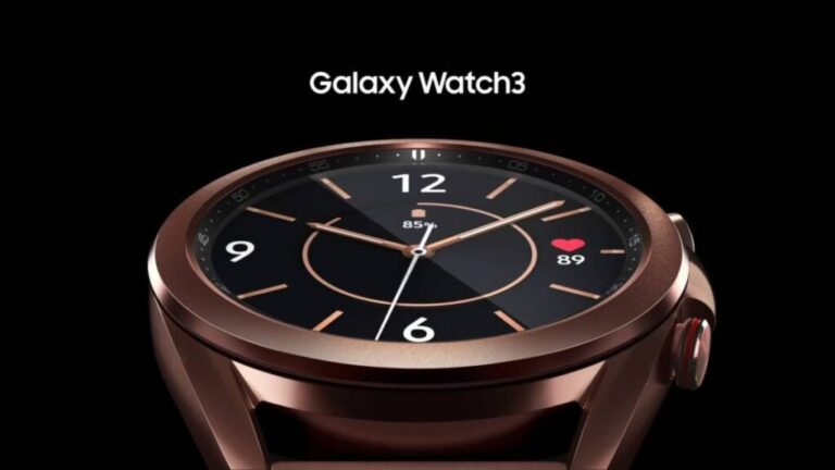 Актуализация на Galaxy Watch 3 подобрява измерването на нивата на кислород в кръвта и добавя още функции за спорт и здраве.