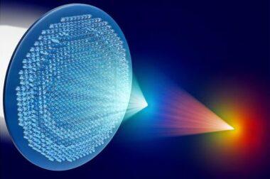 Samsung разработват metalens (nano) за супер тънък обектив за телефон